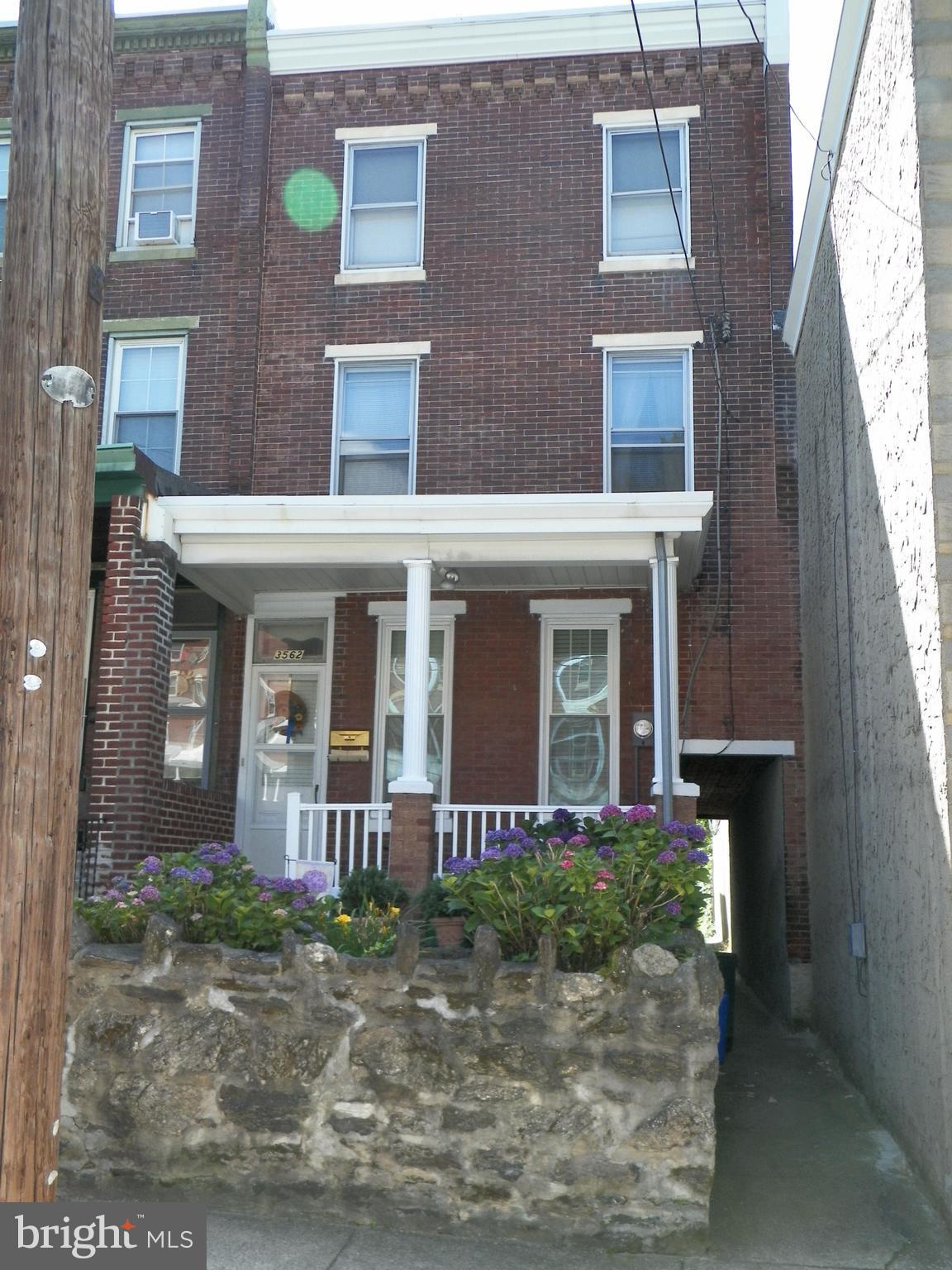 3562 NEW QUEEN STREET, PHILADELPHIA, PA 19129