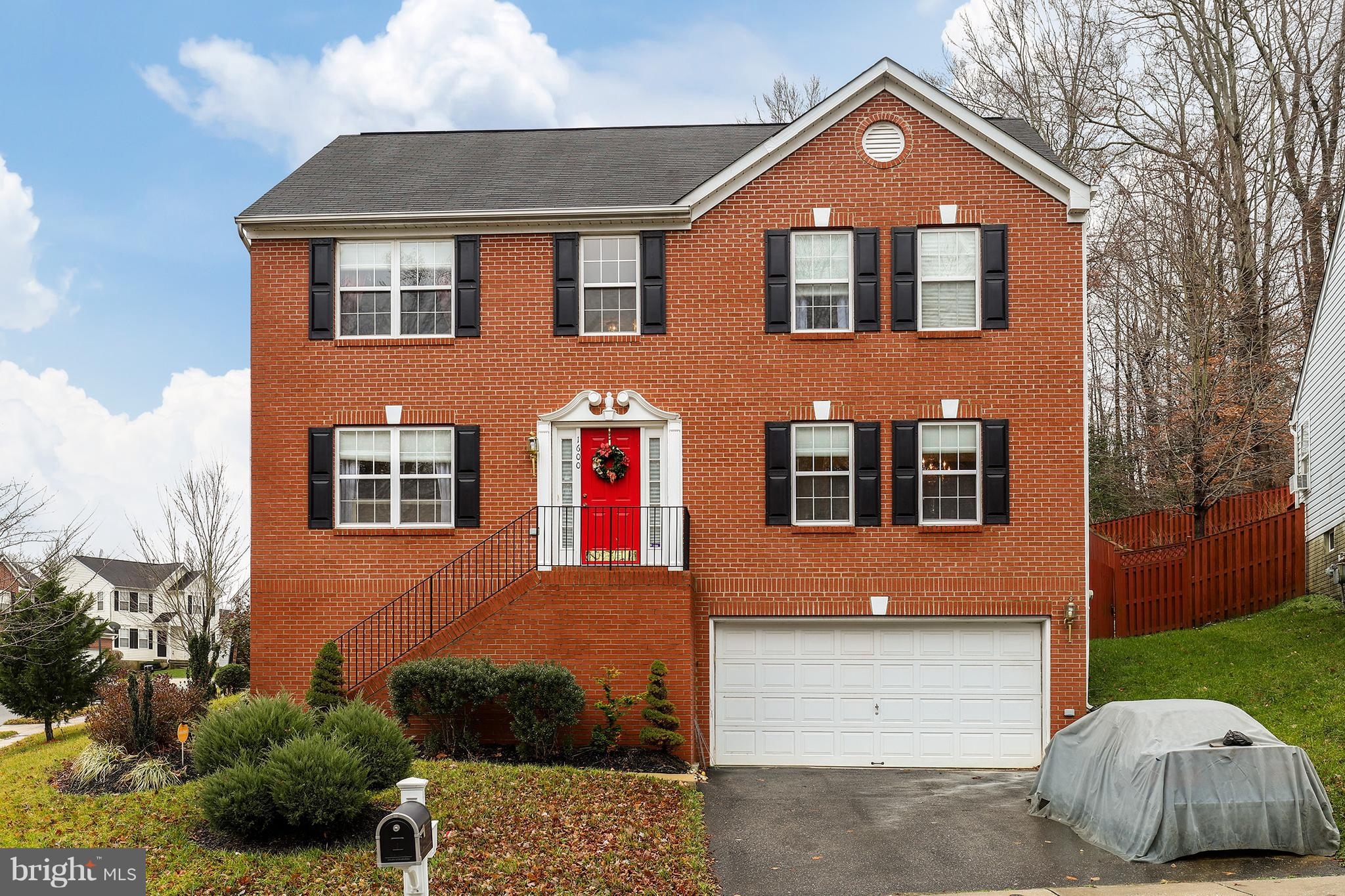 1600 SHADY GLEN DRIVE, DISTRICT HEIGHTS, MD 20747