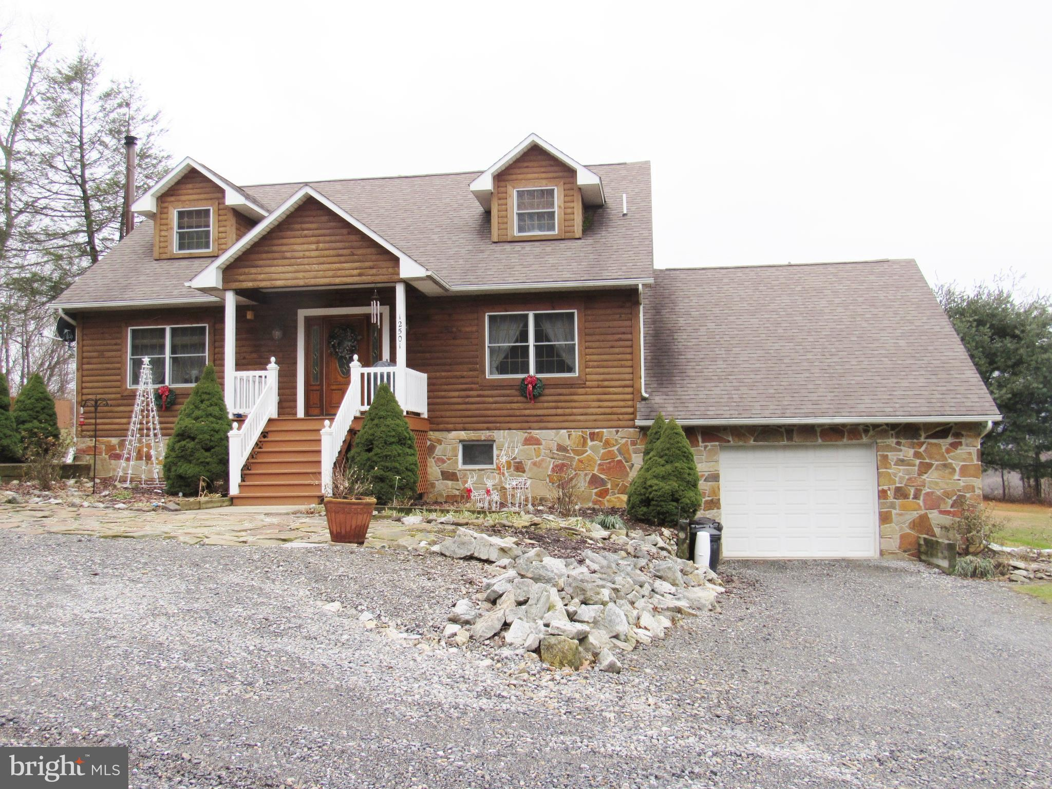 12501 VIEW TOP LANE, FLINTSTONE, MD 21530