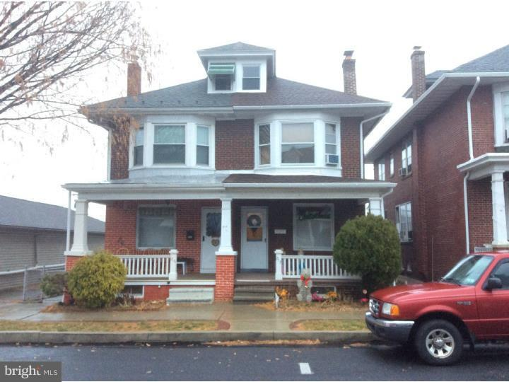 217 S 3RD AVENUE, WEST READING, PA 19611