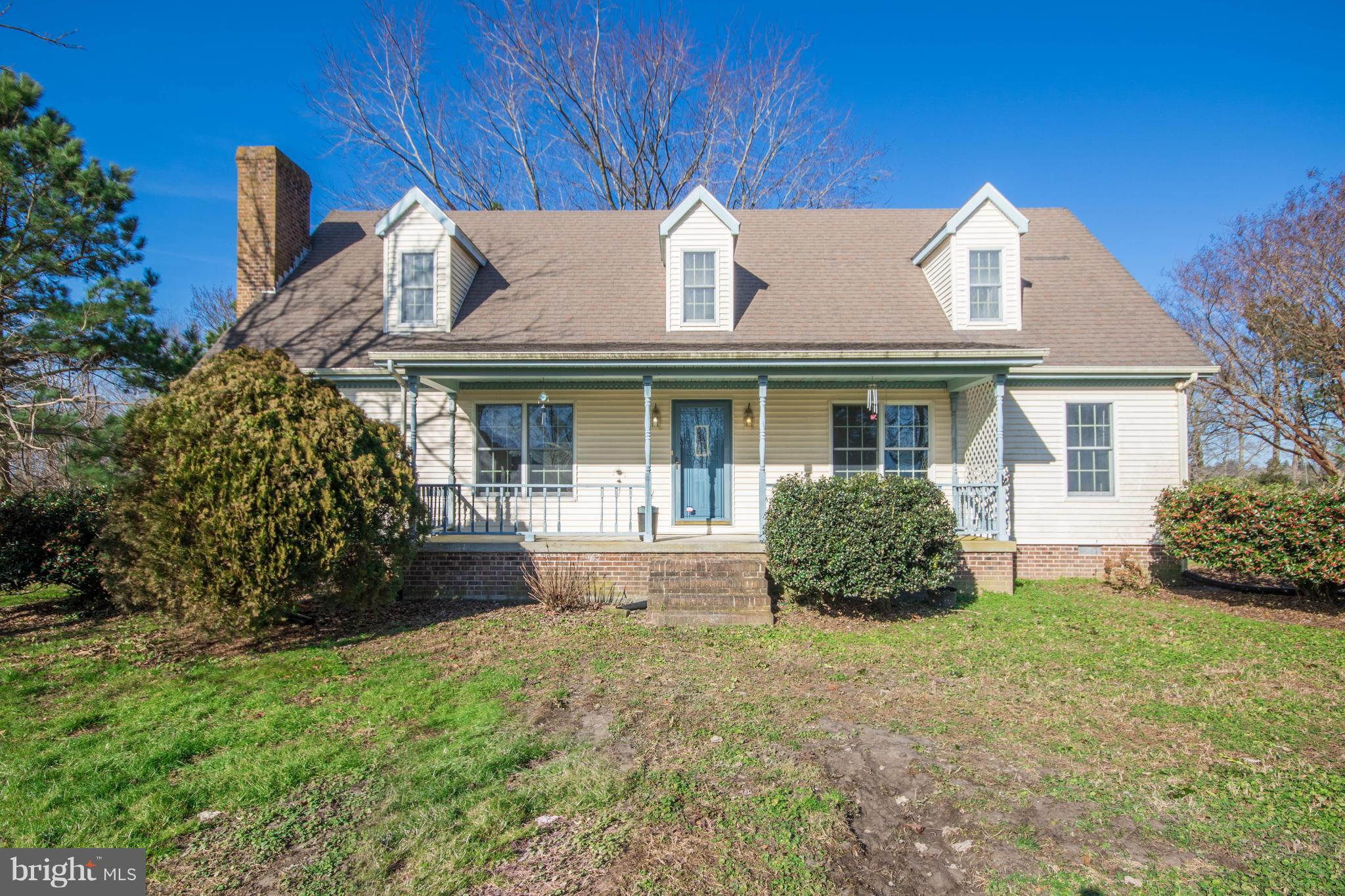 6130 CRISFIELD HIGHWAY, MARION STATION, MD 21838