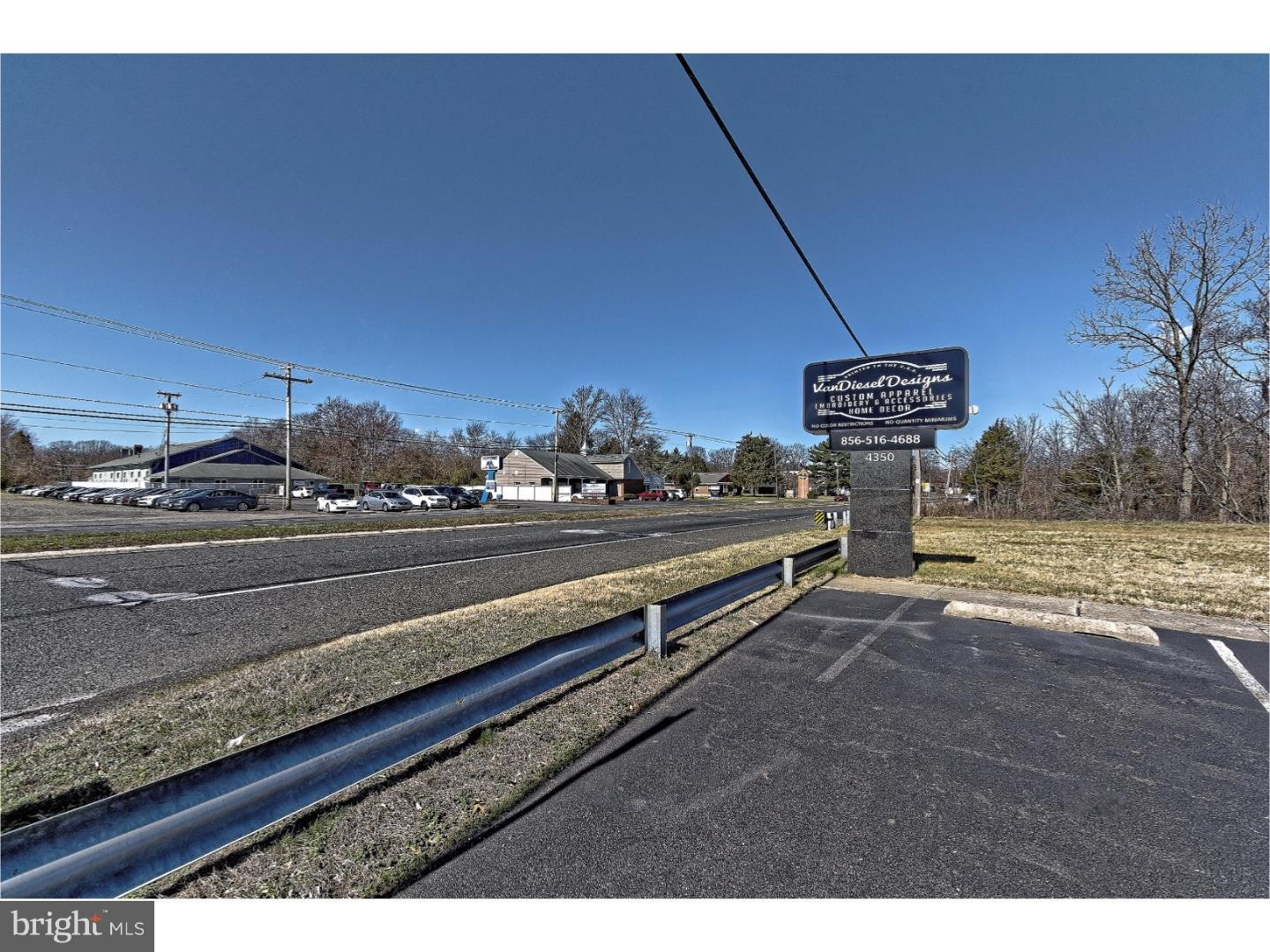 4350 ROUTE 42, TURNERSVILLE, NJ 08012