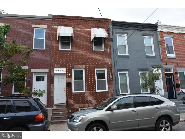 1841 Hoffman Street Philadelphia, PA 19145
