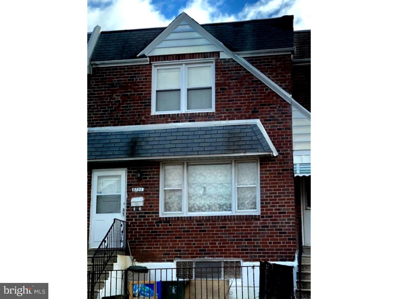 8731 Cottage Street Philadelphia , PA 19136