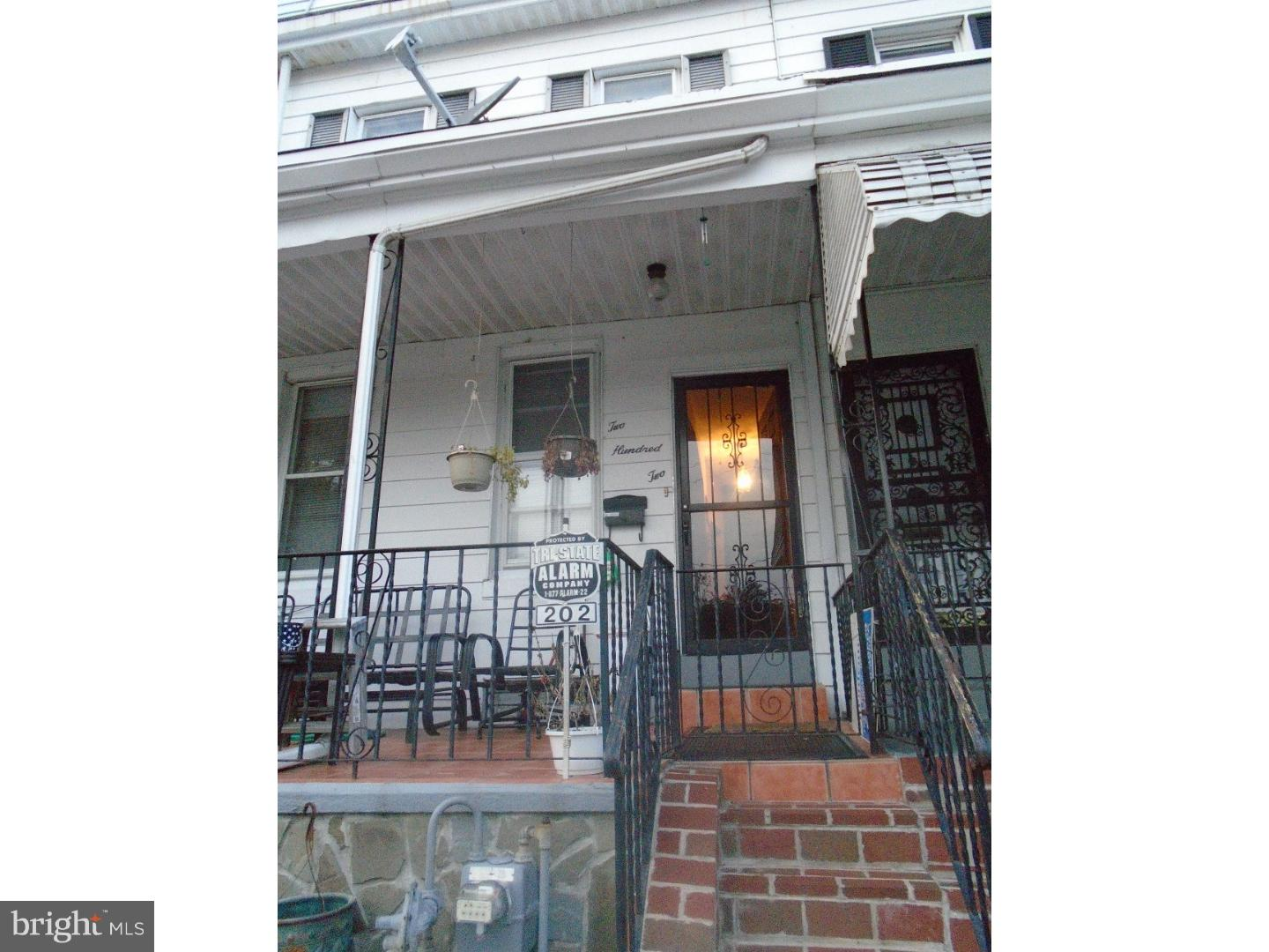 202 W 15TH STREET, CHESTER, PA 19013