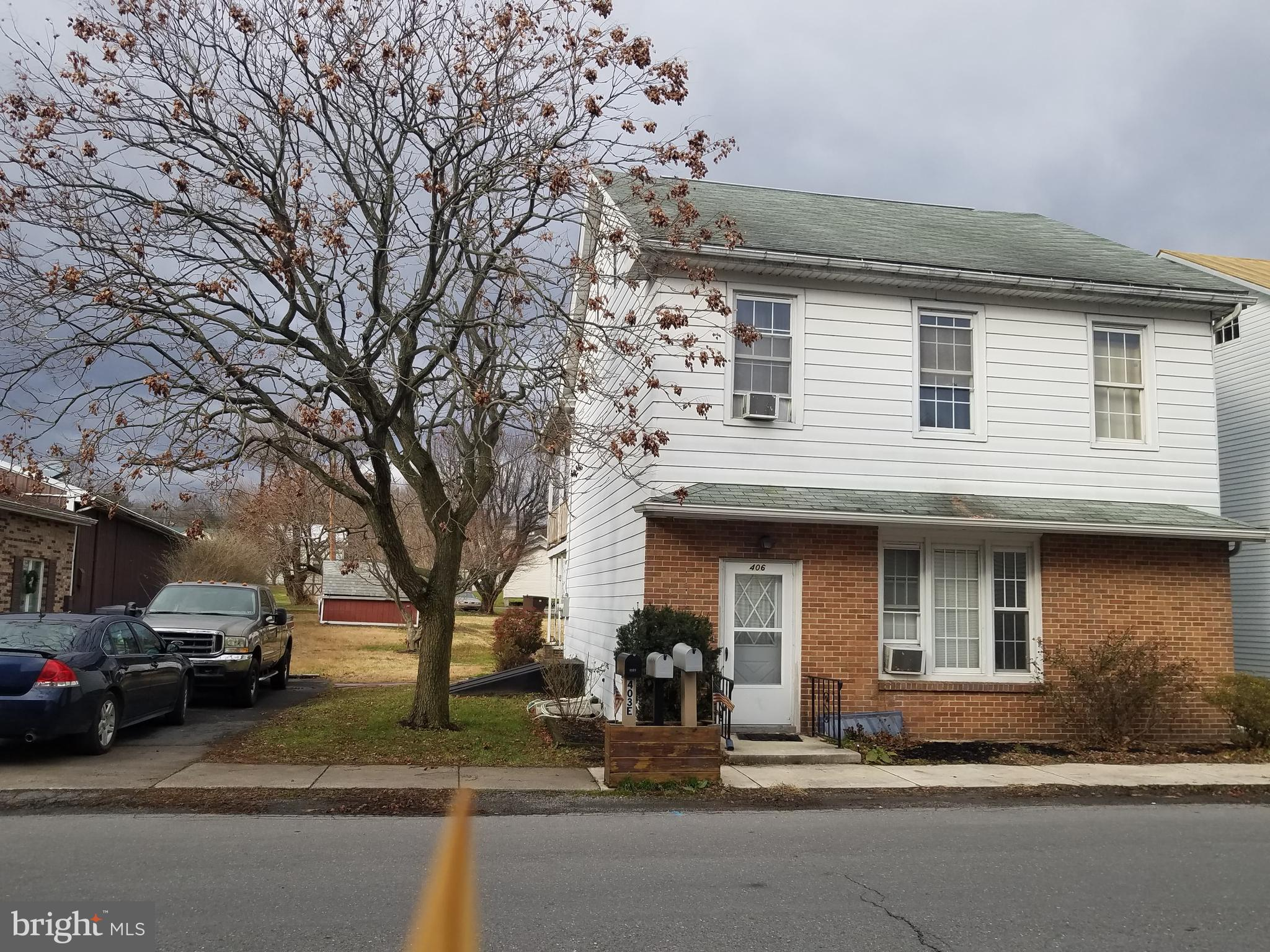 406 N FRONT STREET, LIVERPOOL, PA 17045