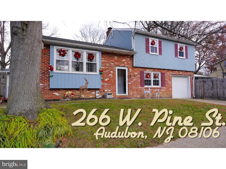 266 W PINE STREET, AUDUBON, NJ 08106