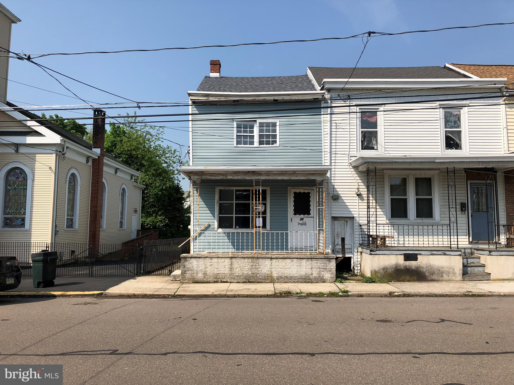 28 N NICHOLAS STREET, SAINT CLAIR, PA 17970