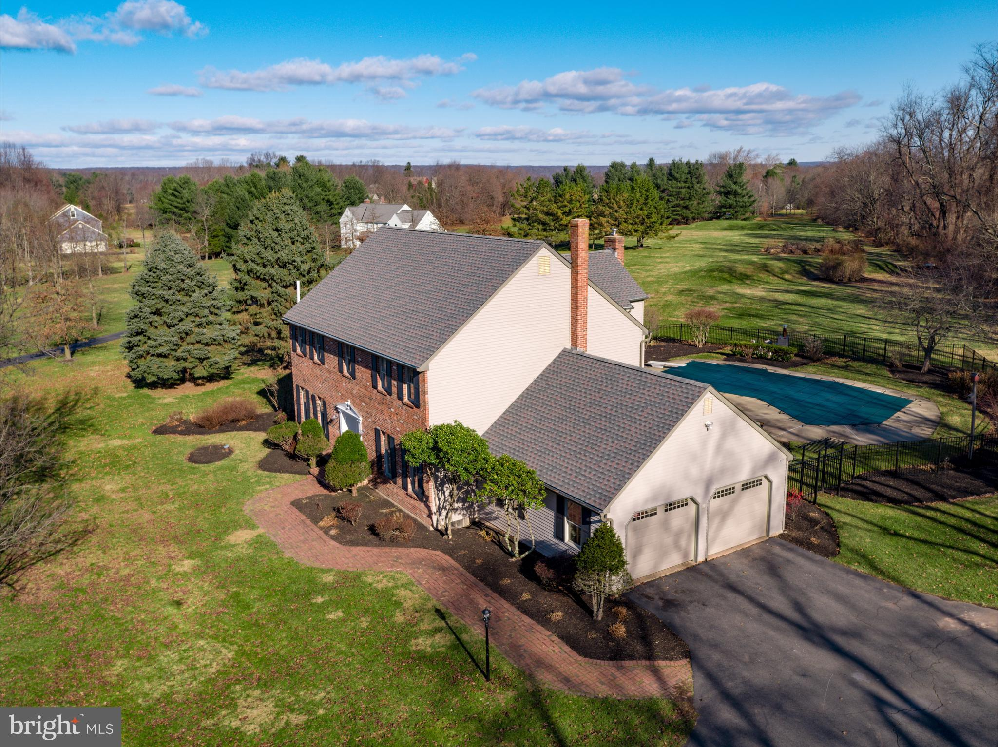 6472 GREENHILL ROAD, LUMBERVILLE, PA 18933