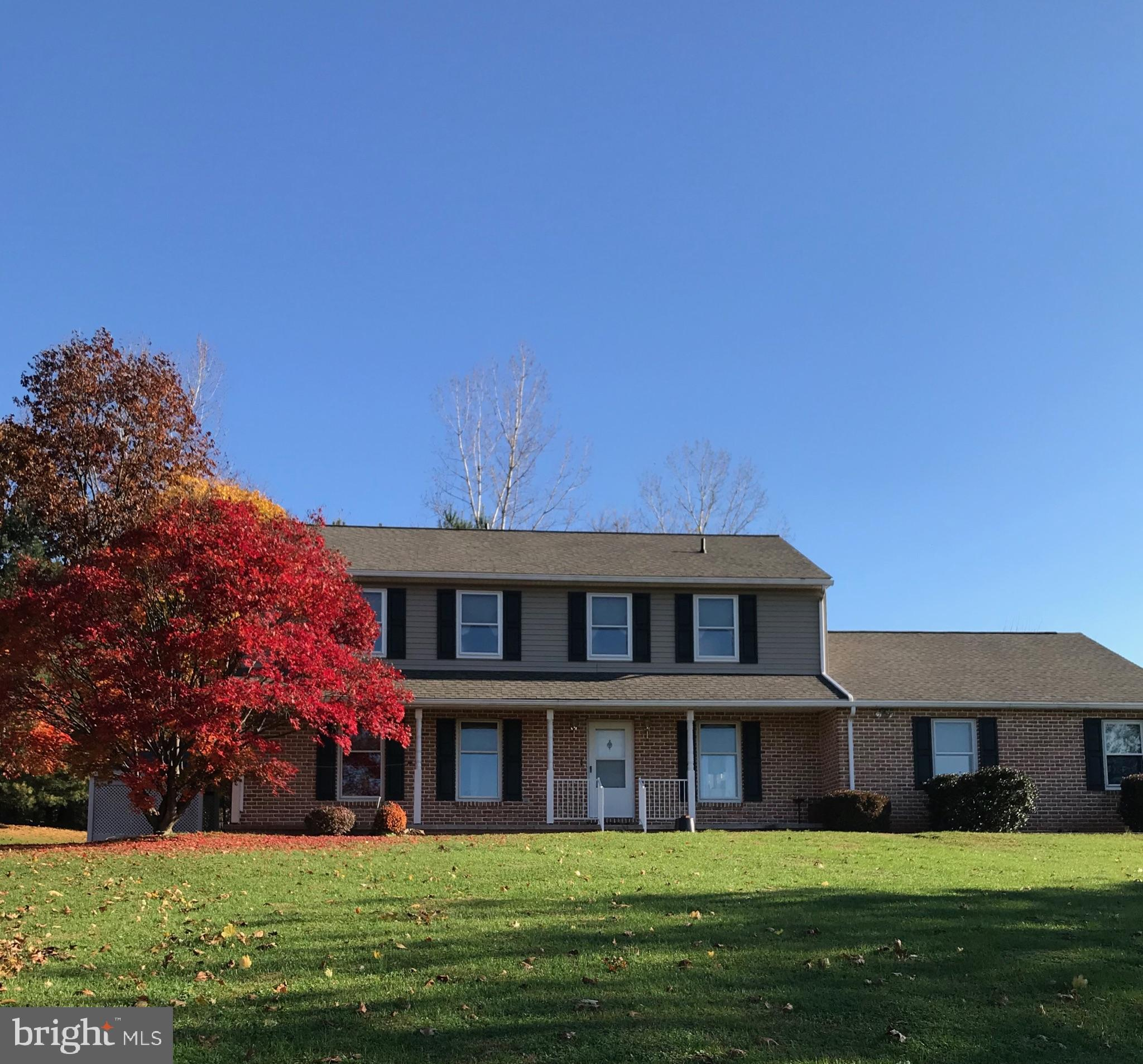 1435 COUNTY LINE ROAD, YORK SPRINGS, PA 17372