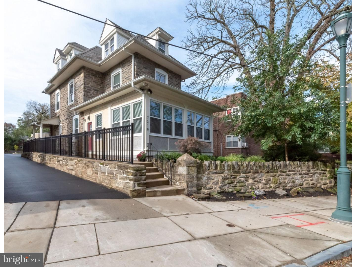 7318 GERMANTOWN AVENUE, PHILADELPHIA, PA 19119