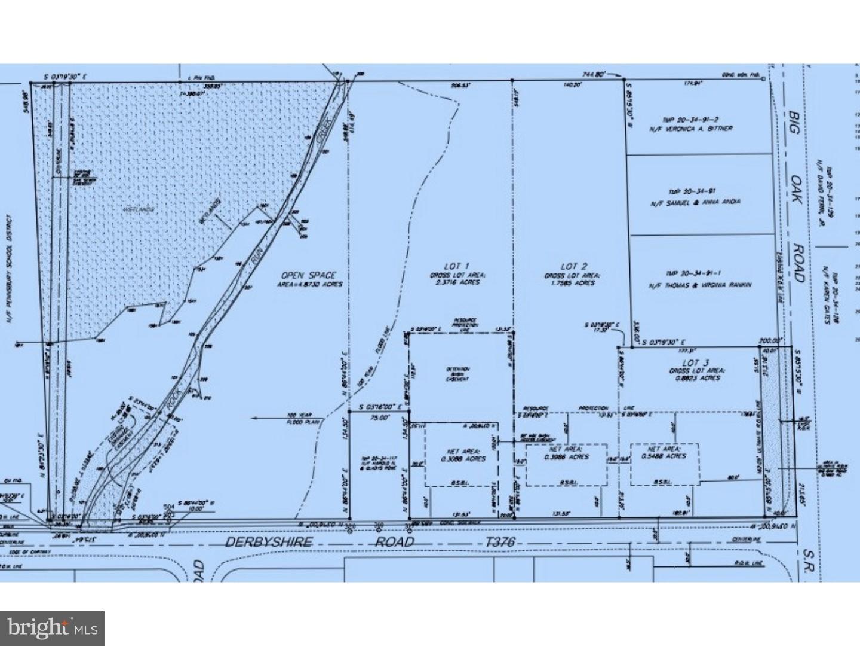 0 DERBYSHIRE ROAD, YARDLEY, PA 19067