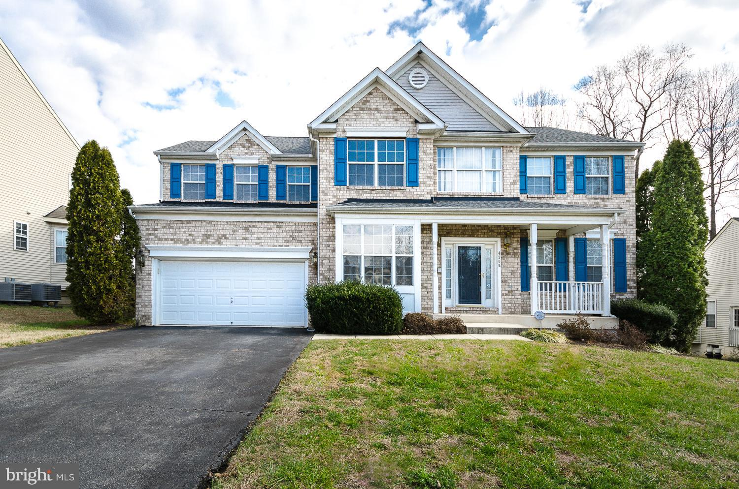 4305 LONGLEAF COURT, BOWIE, MD 20716