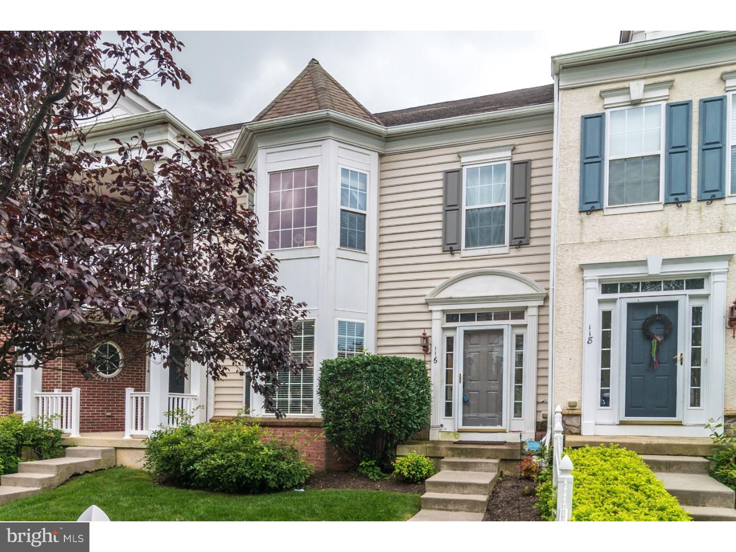 116 PIPERS INN DRIVE, FOUNTAINVILLE, PA 18923