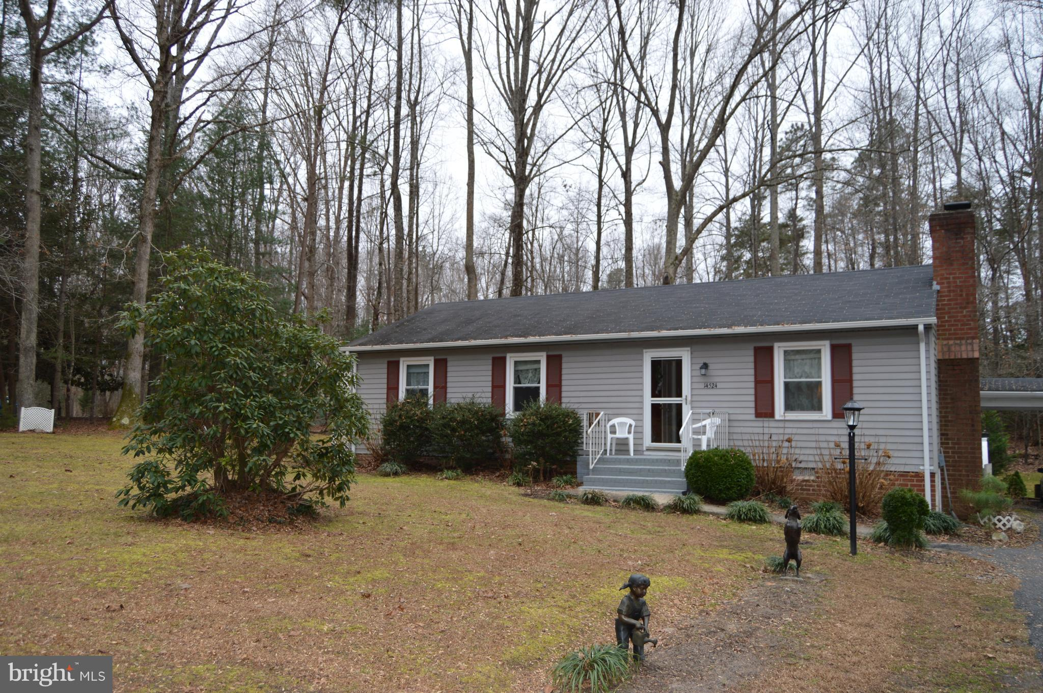 14524 WAGON WHEEL LANE, BOWLING GREEN, VA 22427