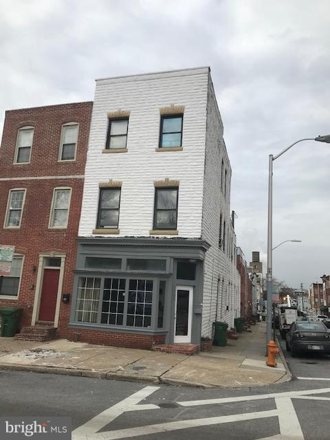 Rare find , 4 Unit building  in sought after Federal Hill.  Fully leased to all Sect. 8 tenants.  Great Income producer. Ideal for an Investor to add to their portfolio or for Homebuyer to live in one unit and have rental income pay for your mortgage with cash leftover.    Almost $4,000 of rental income per month.  1st Fl has efficiency in Front unit and 1BR unit in rear.  2nd fl Unit has 2BR and large living room.  3rd Fl Unit has 1BR and walk out sitting area on roof.  Walking distance to Football & Baseball stadiums, the Inner Harbor and tons of restaurants and bars.  This is what City living is all about!