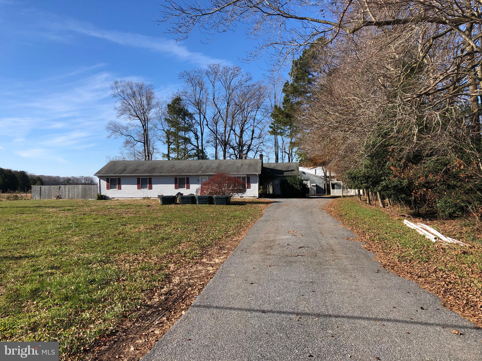 13294 S UNION CHURCH ROAD, ELLENDALE, DE 19941