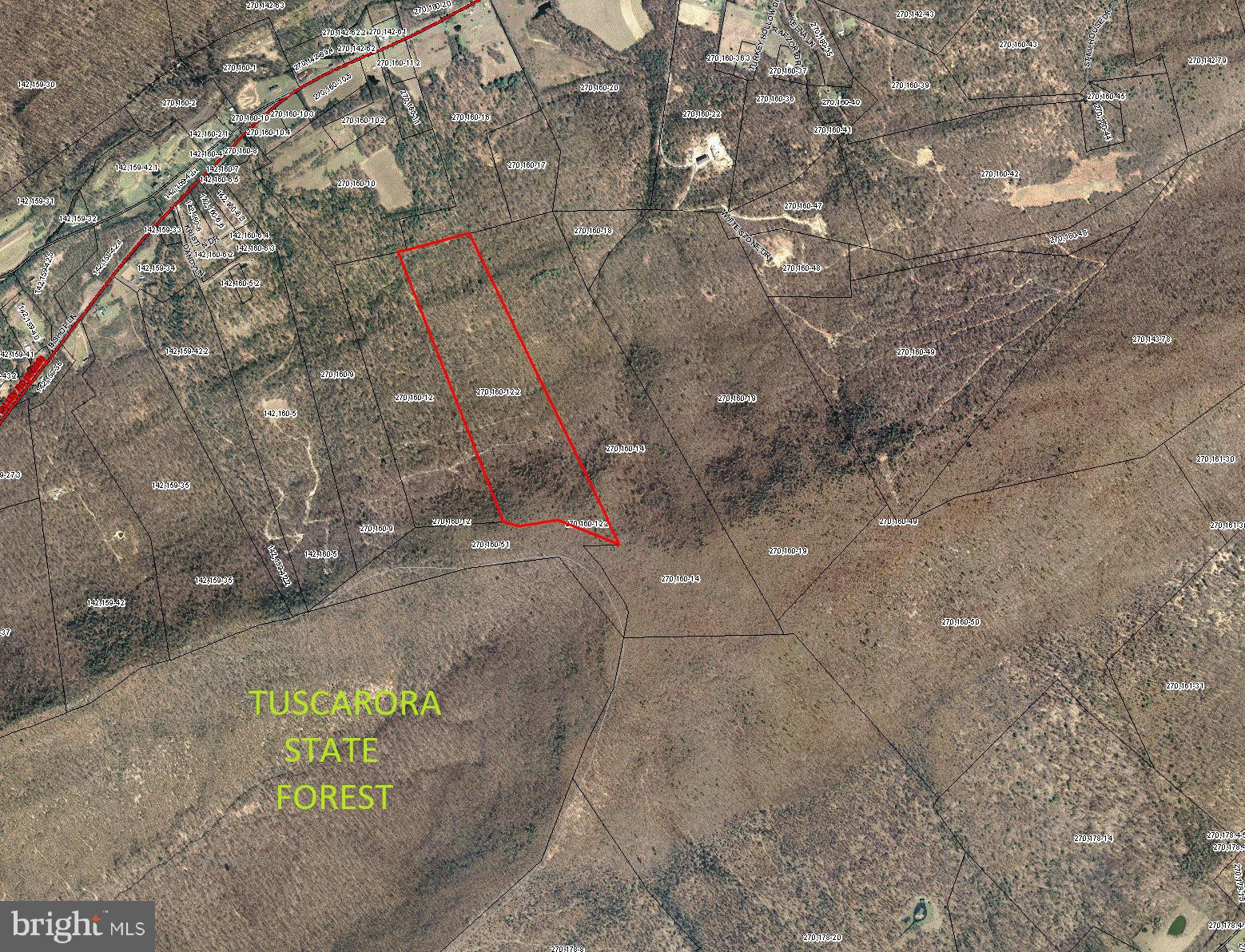 Lot 2 SHEAFFERS VALLEY ROAD, LANDISBURG, PA 17040
