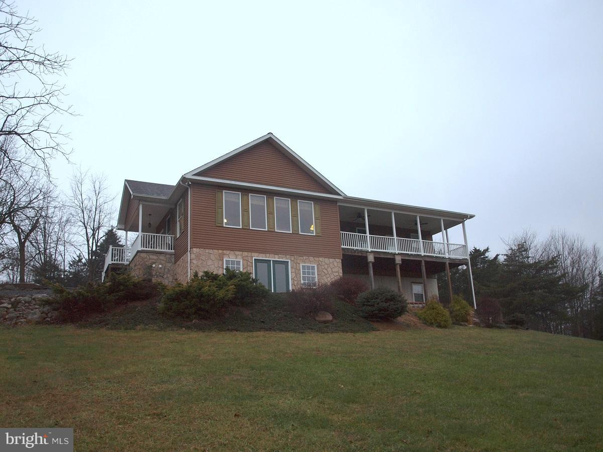 4400 SOUTH MILL CREEK ROAD, UPPER TRACT, WV 26866
