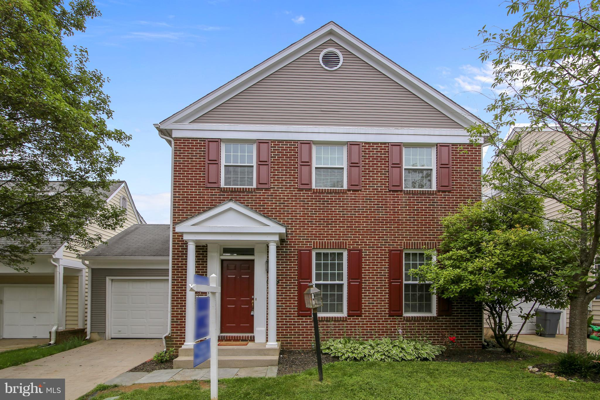 8612 CASTLEBAR WAY, MONTGOMERY VILLAGE, MD 20886