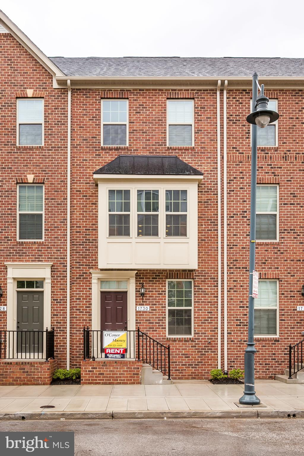 1730 E EAGER STREET, BALTIMORE, MD 21205