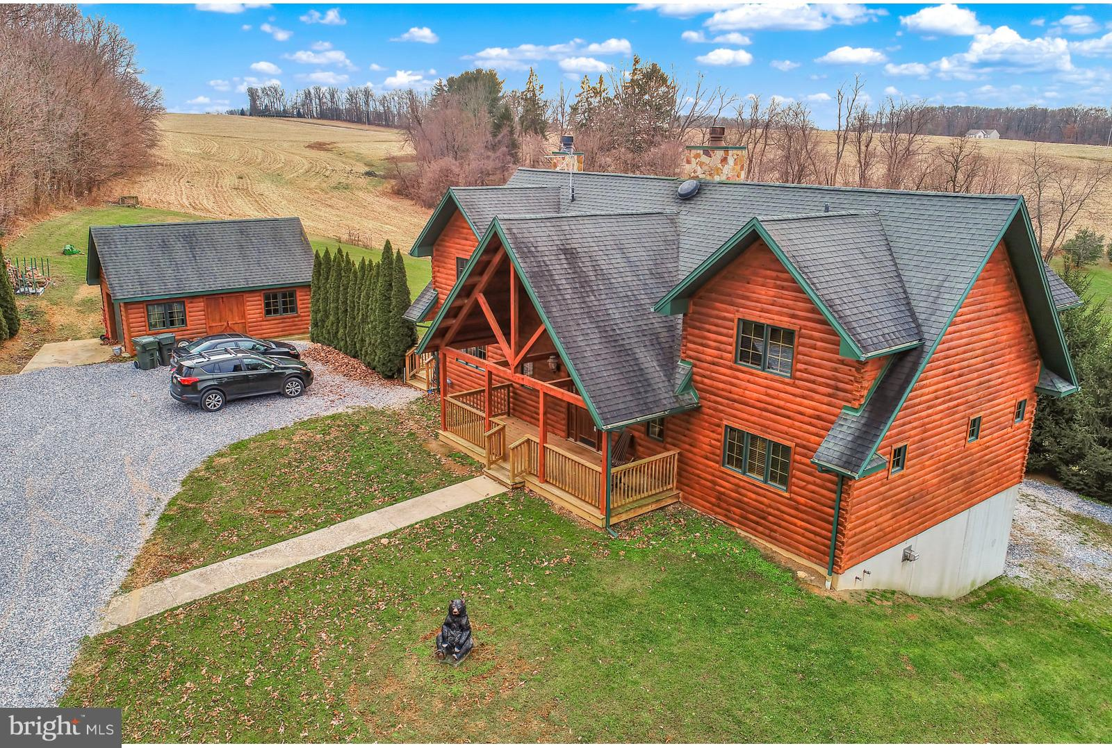 6680 THOMPSON ROAD, STEWARTSTOWN, PA 17363