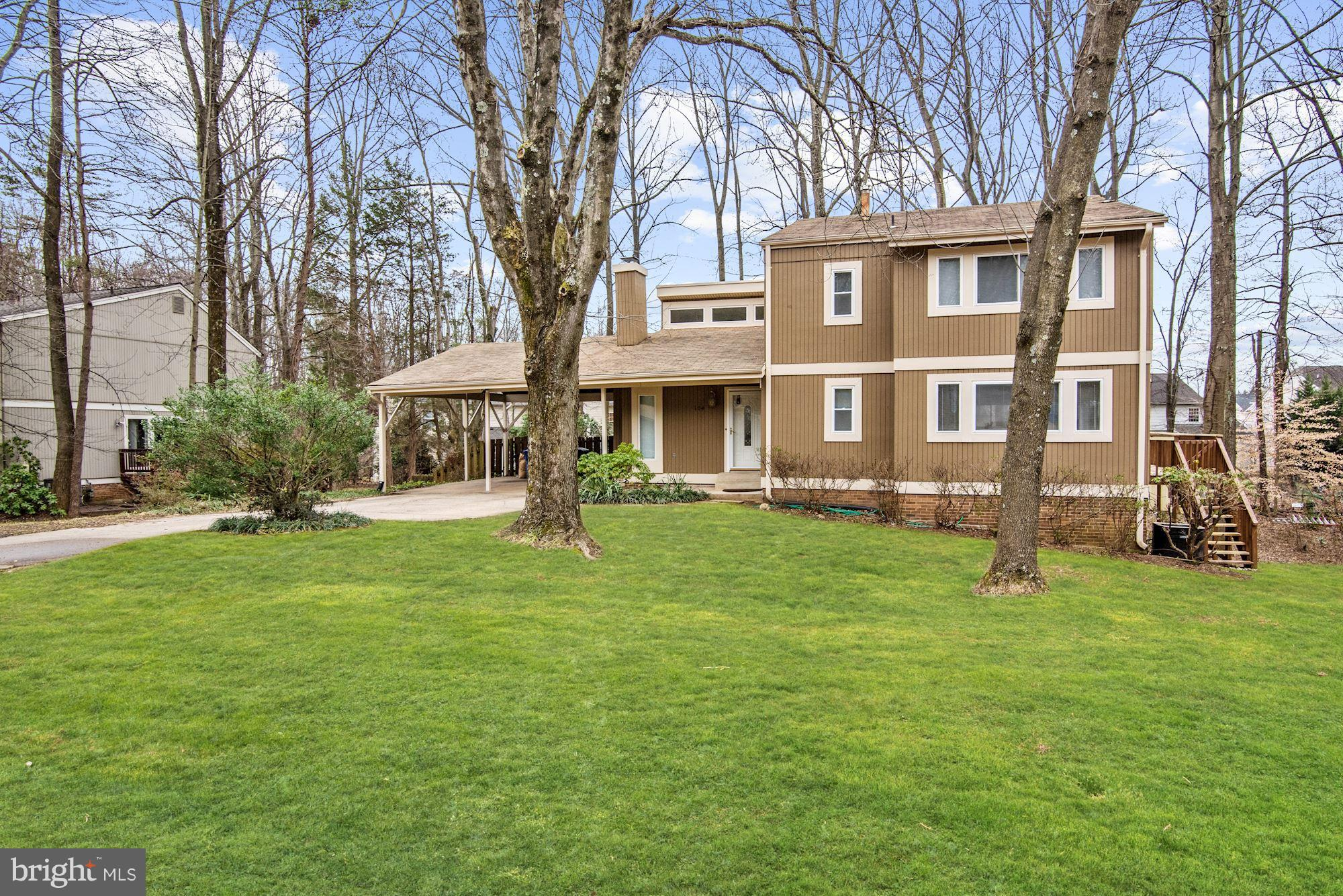 104 STONEGATE DRIVE, SILVER SPRING, MD 20905