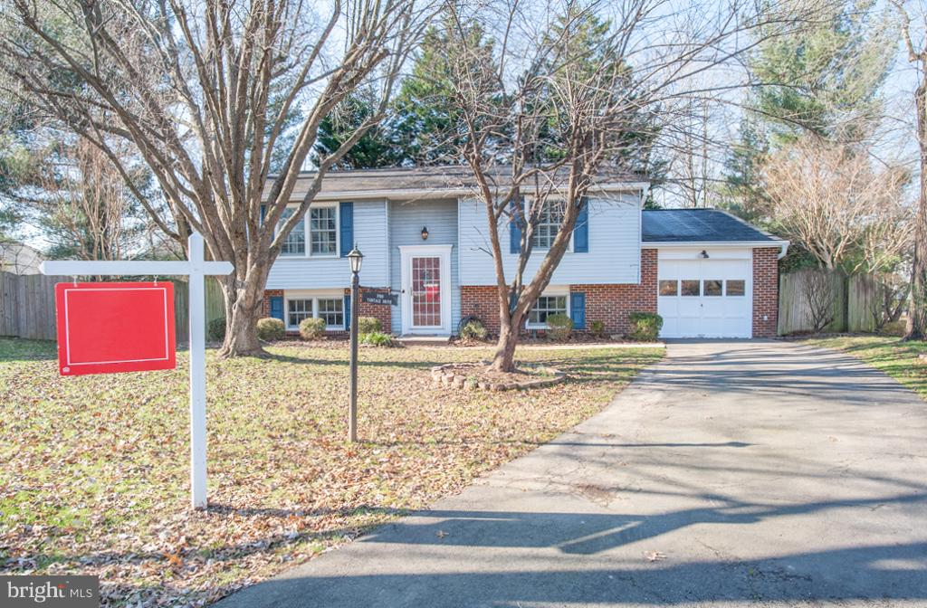 Welcome to 7010 Vantage Drive, a fantastic four bedroom single-family home situated on a quiet street in sought-after Stoneybrooke.  The recently upgraded kitchen features Silestone counters, white cabinetry and stainless hardware. Beautiful wide plank hardwood floors flow throughout the living room, dining room and kitchen.  Relax in the spacious glass-enclosed porch or step out to the large deck and fully fenced-in rear yard. This residence is ideally located next to both Huntley Meadows Park and Lee District Park.  It is also just a short drive to the Huntington Metro Station, Wegmans and the Kingstowne Town Center.