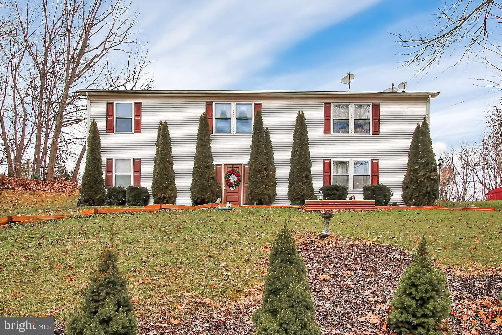 2418 AMOSS MILL ROAD, WHITE HALL, MD 21161