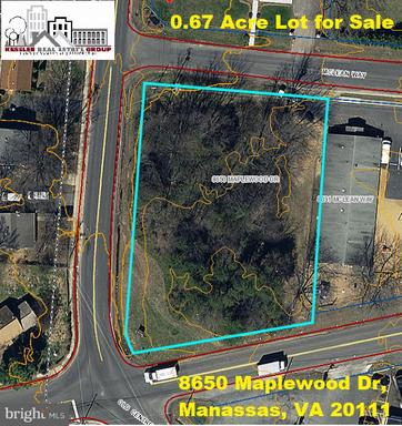 8650 Maplewood Dr Manassas VA 20111