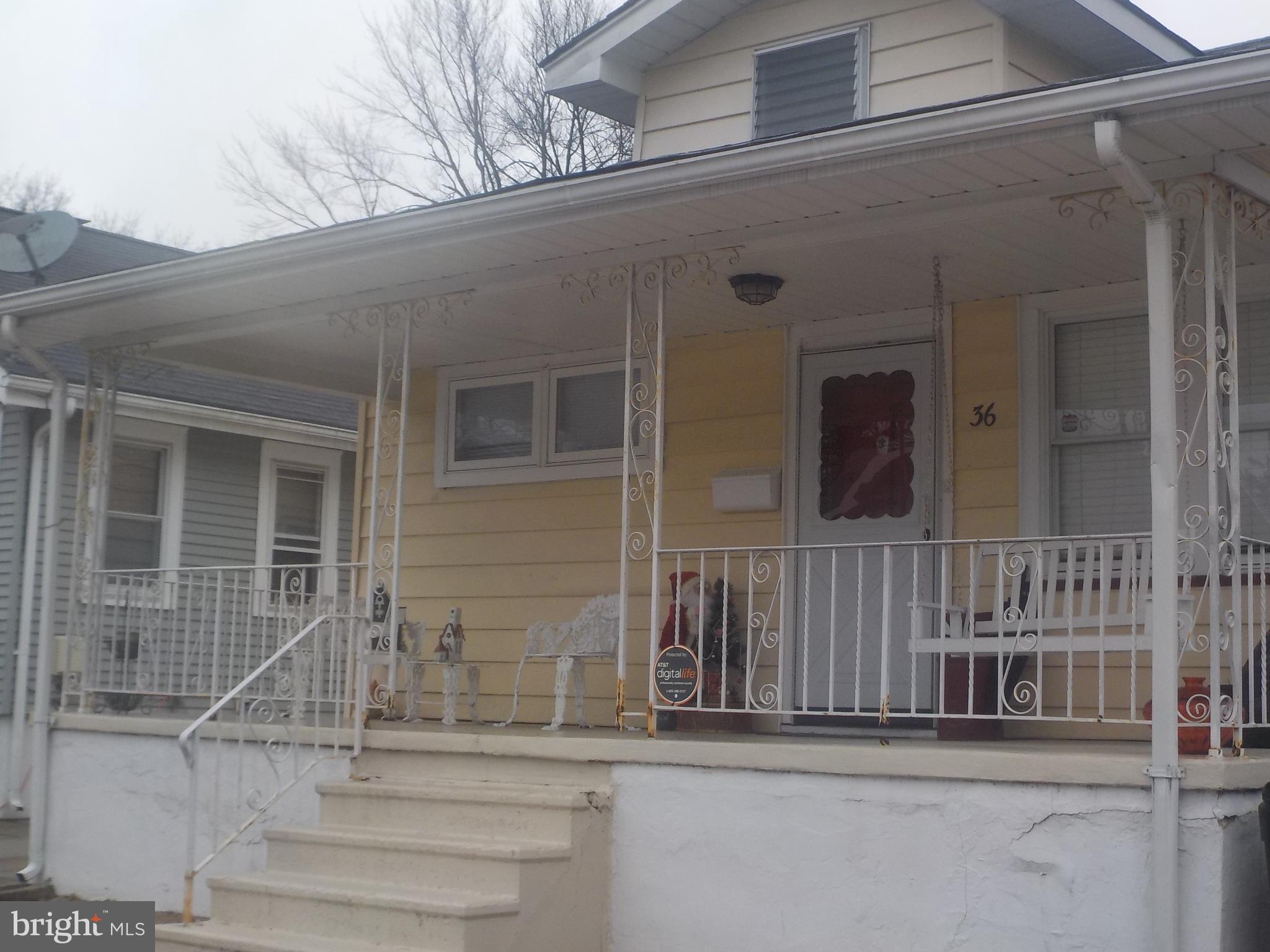 36 CHARLOTTE AVENUE, TRENTON, NJ 08629