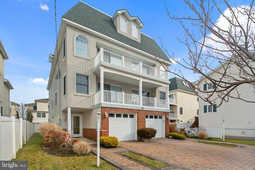Property for sale at 203 N Jefferson Ave #A, Margate City,  New Jersey 08402