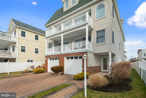 Property for sale at 203 N Jefferson Ave #B, Margate City,  New Jersey 08402