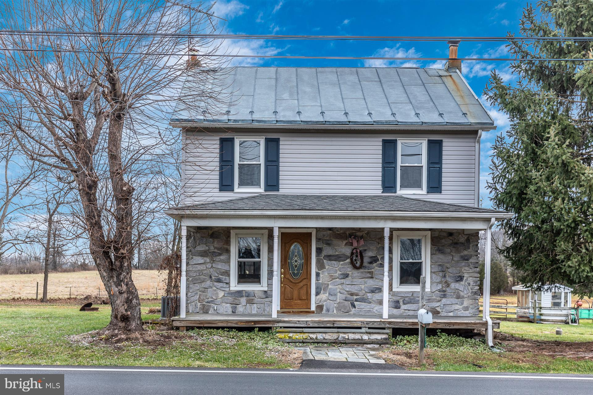 14619 MOTTERS STATION ROAD, ROCKY RIDGE, MD 21778