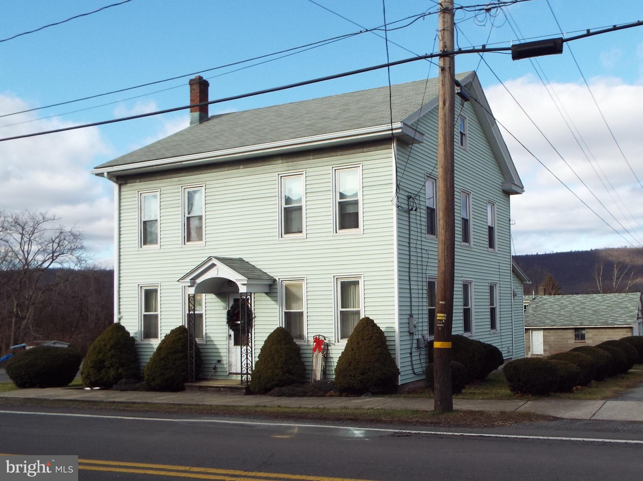 518 E MAIN STREET, HEGINS, PA 17938