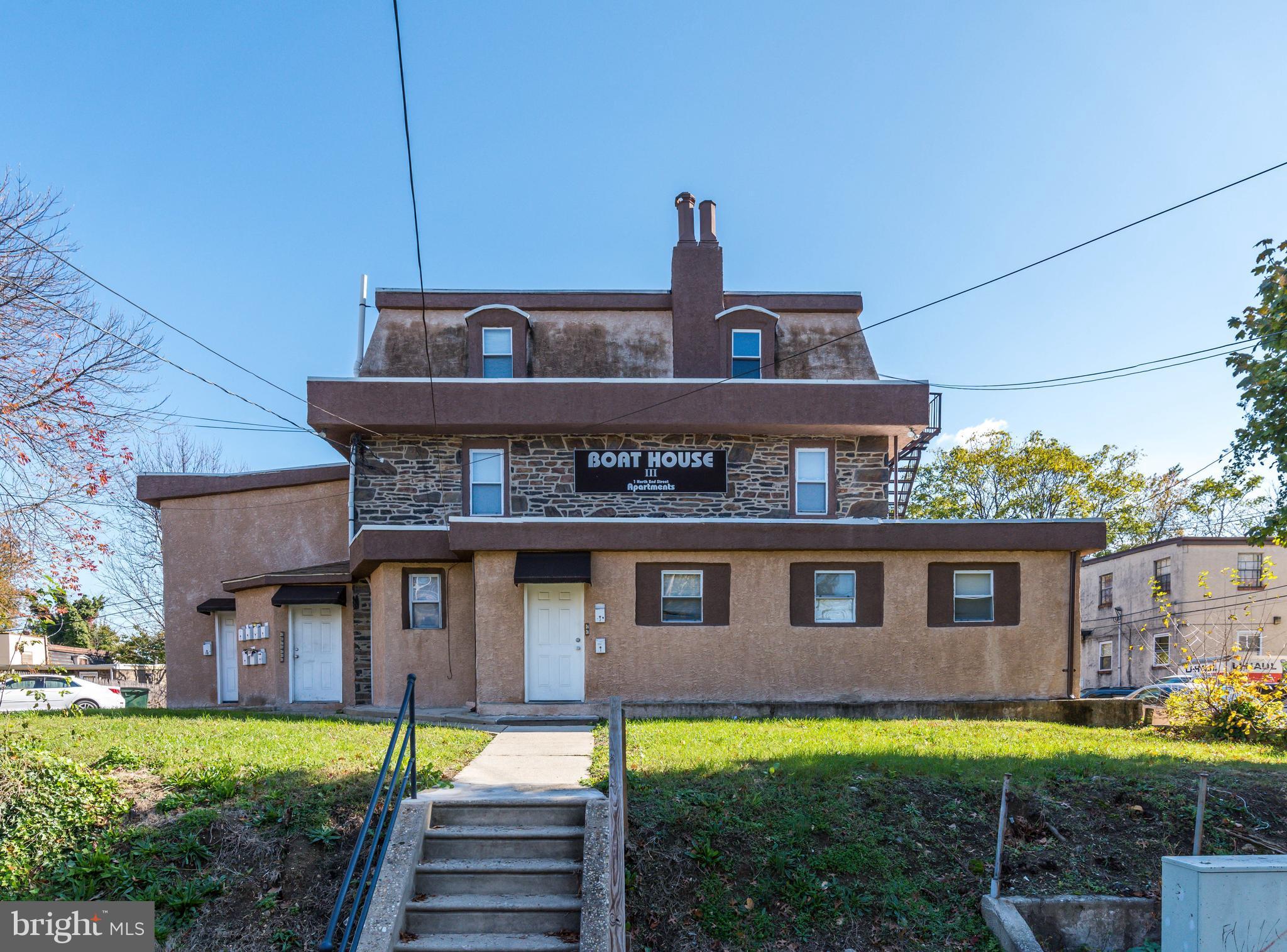 1 N 2ND STREET, DARBY, PA 19023