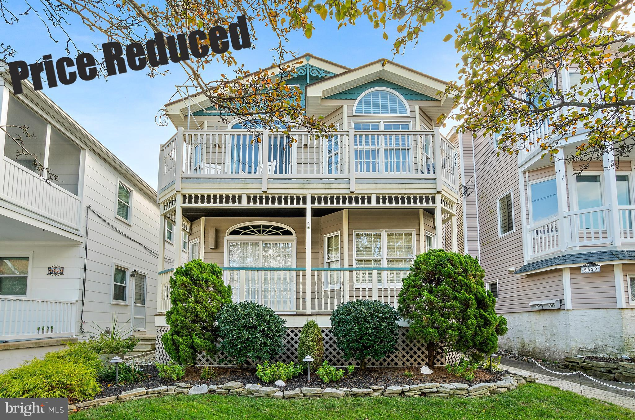 5627 ASBURY AVENUE 2ND FL, OCEAN CITY, NJ 08226