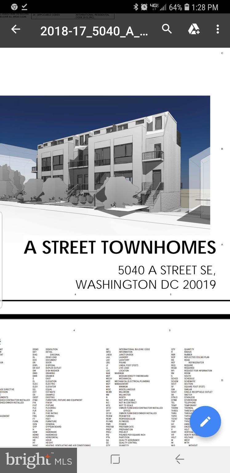 5040 A STREET SE, WASHINGTON, DC 20019
