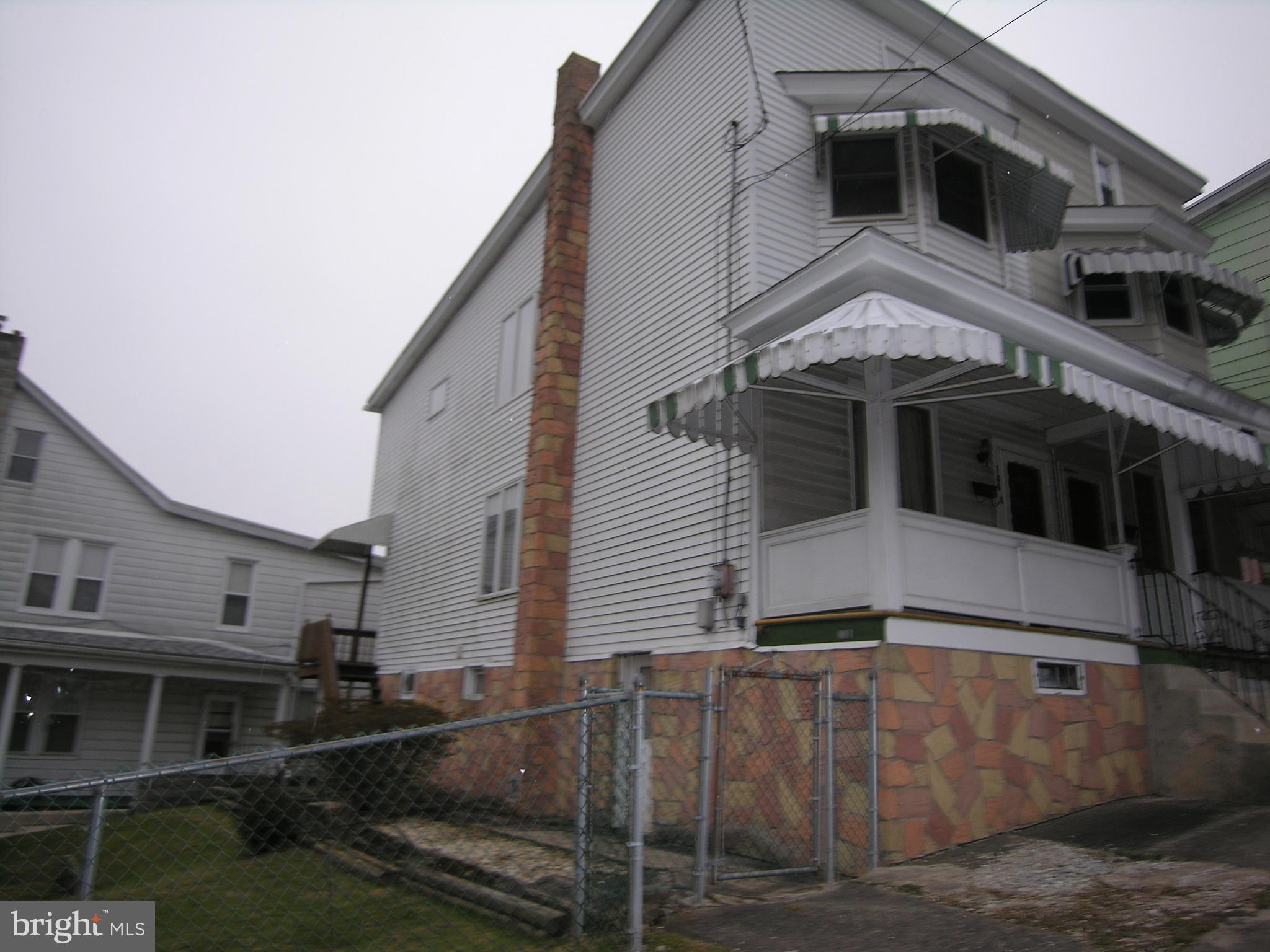 106 SIXTH STREET, COALDALE, PA 18218