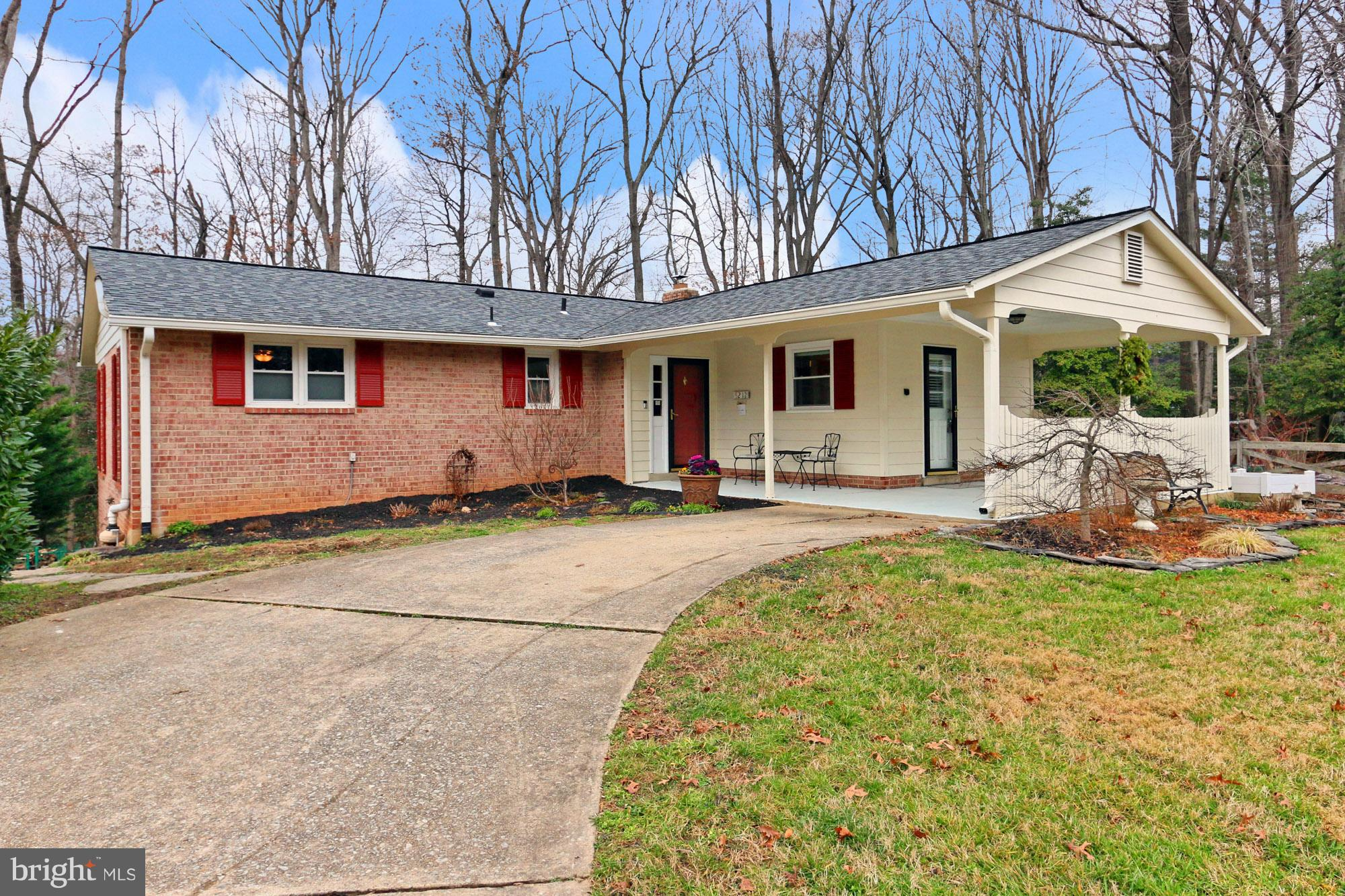 5212 MORNINGTON COURT, FAIRFAX, VA 22032