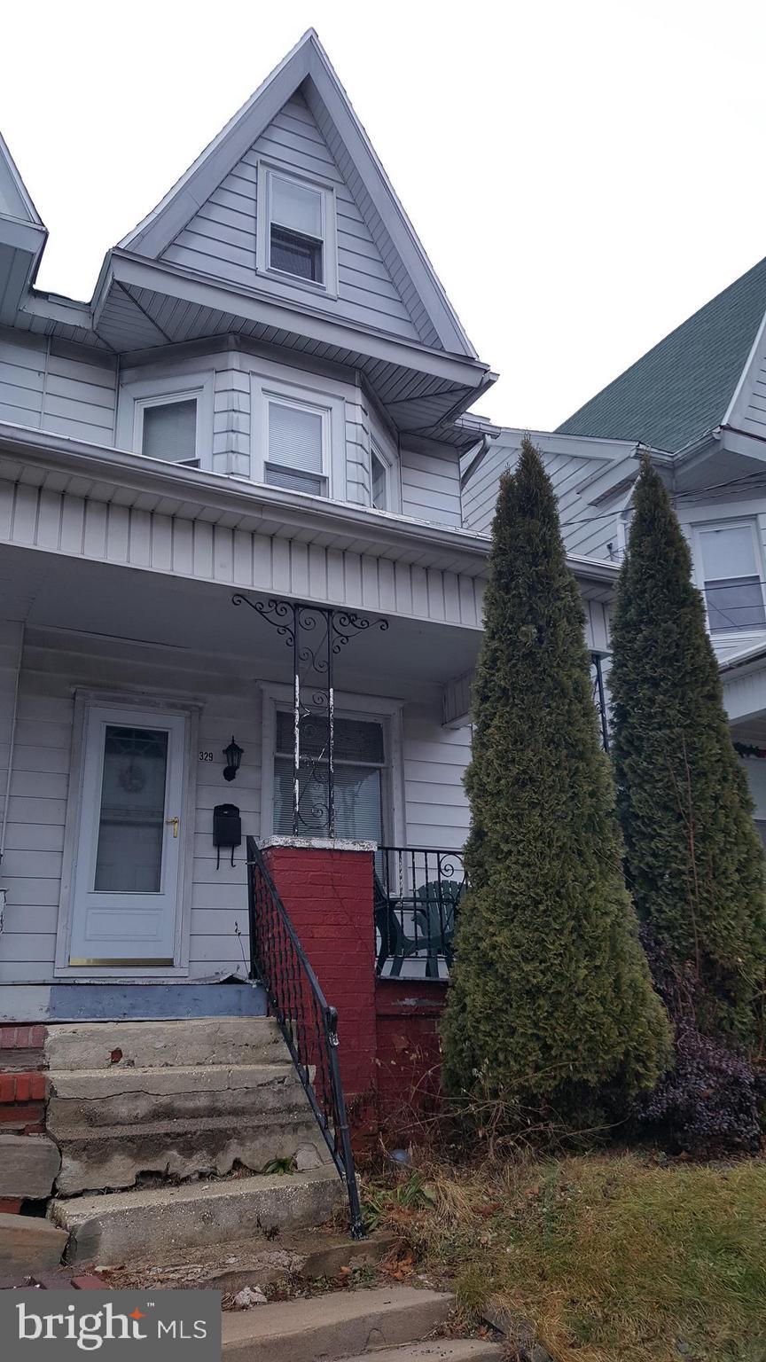 329 W FRACK STREET, FRACKVILLE, PA 17931