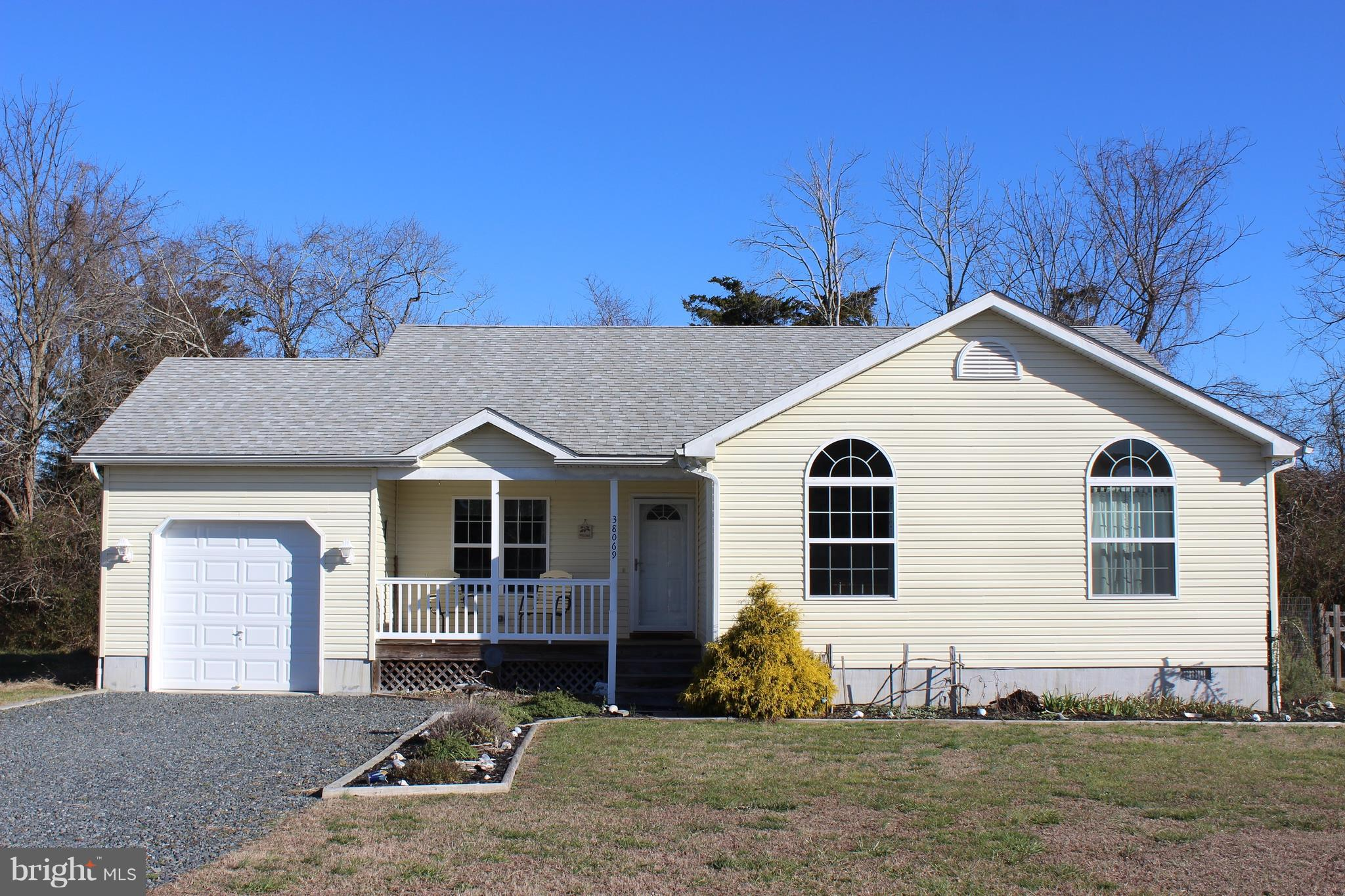 38069 DAVEY JONES BOULEVARD, GREENBACKVILLE, VA 23356