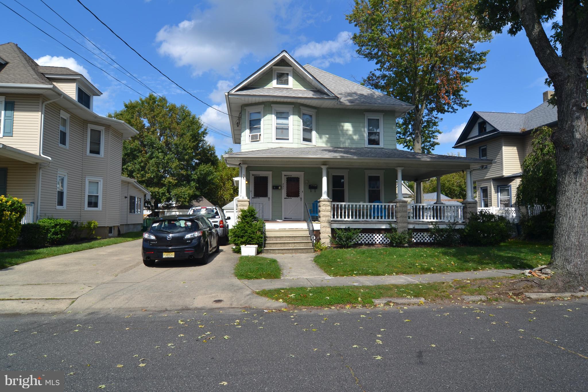 237 VIRGINIA AVENUE A, HADDON TOWNSHIP, NJ 08108