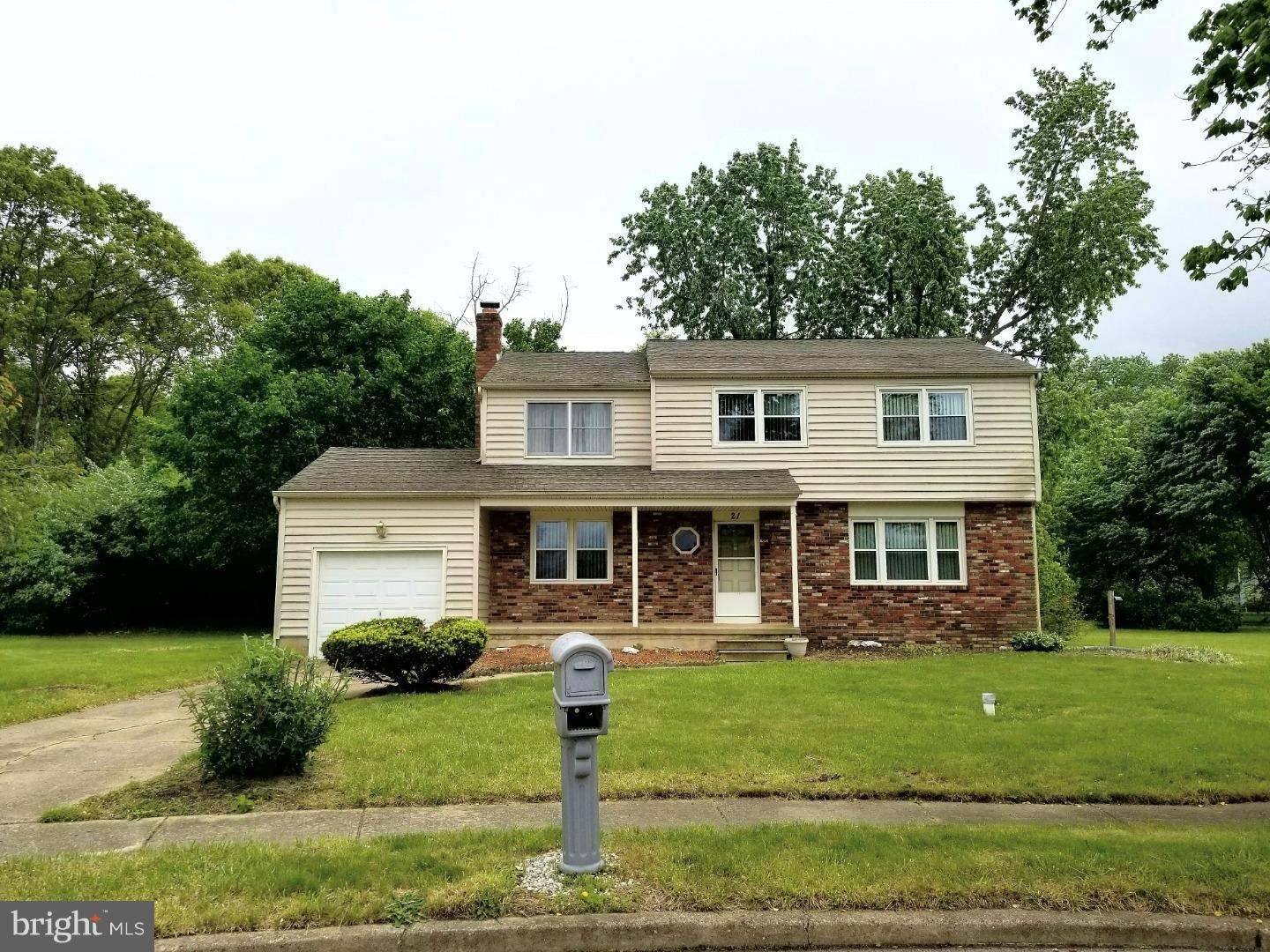 21 FOUNTAINE COURT, WATERFORD WORKS, NJ 08089
