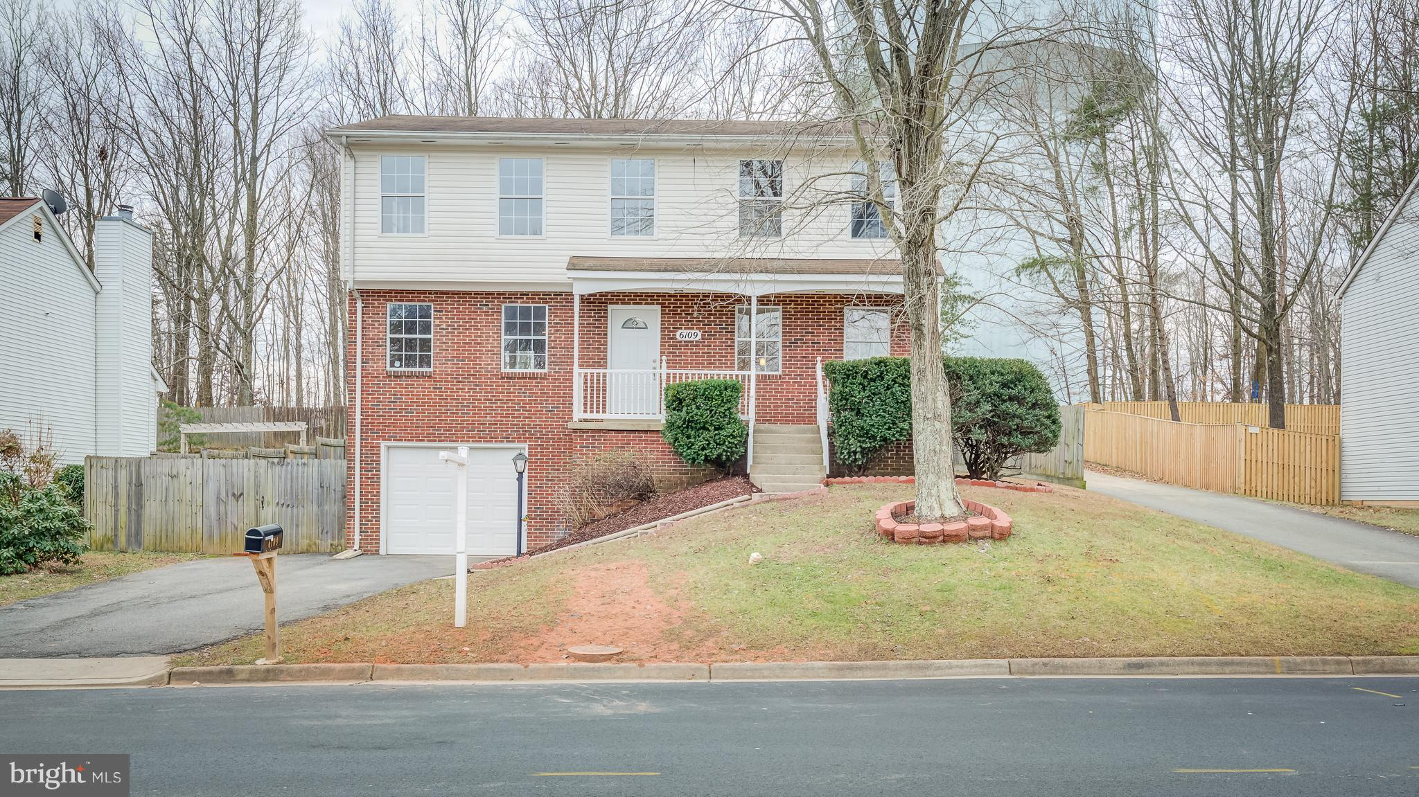 Beautiful totally remodel single family home 4 Bed 2 1/2 bath,  kitchen with stainless steel appliances, granite counters,  House new floors, doors, paint, fixtures, The basement is completely finished. complete new plumbing throughout  the house, new water heater, hvac and much more...