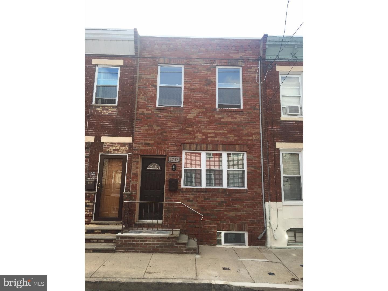 1747 S Chadwick Street Philadelphia, PA 19145