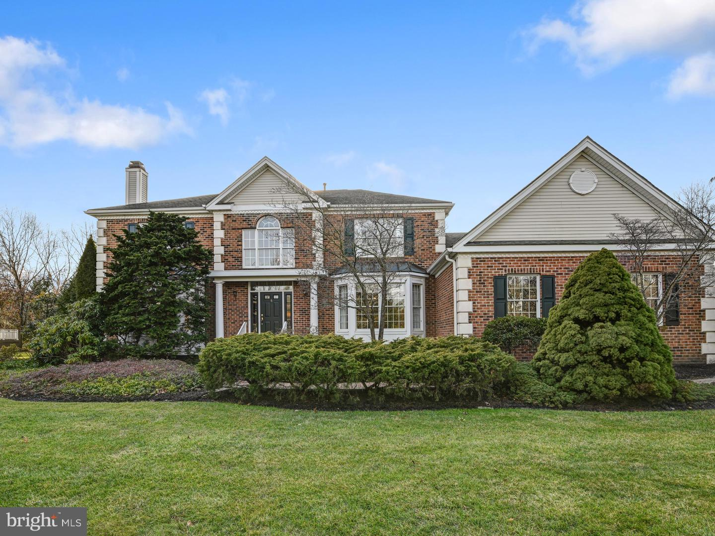 6 PERRINE LANE, CRANBURY, NJ 08512