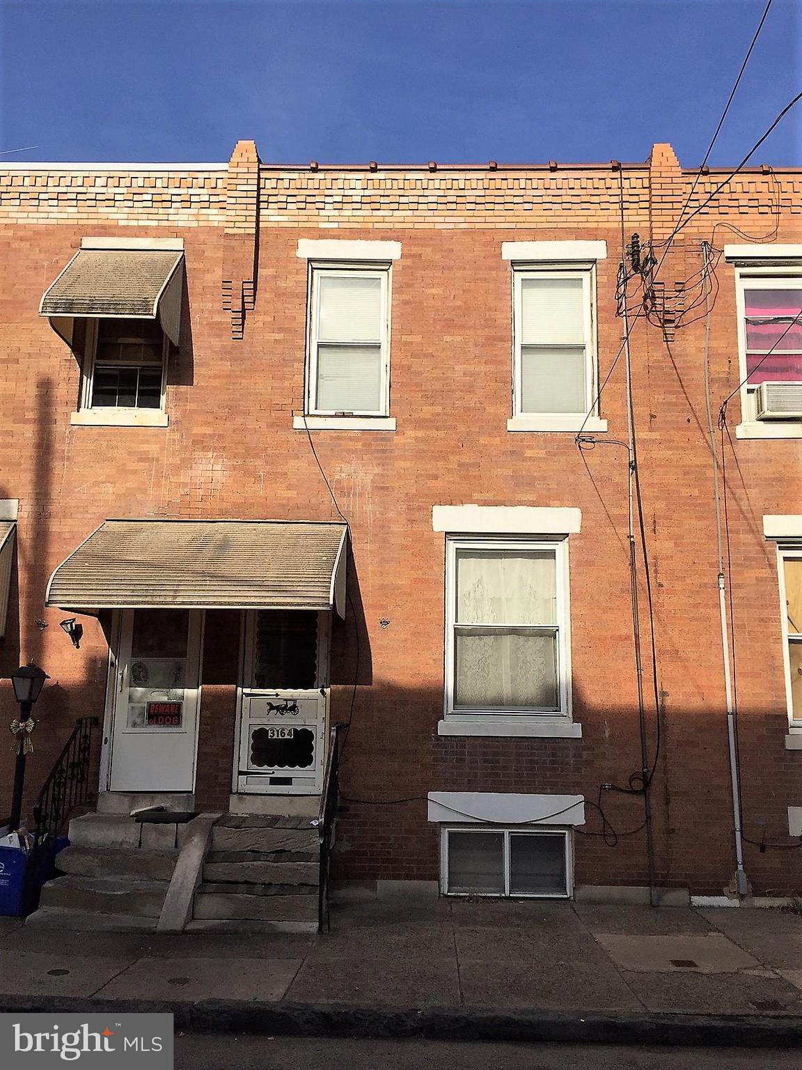 3164 AGATE STREET, PHILADELPHIA, PA 19134