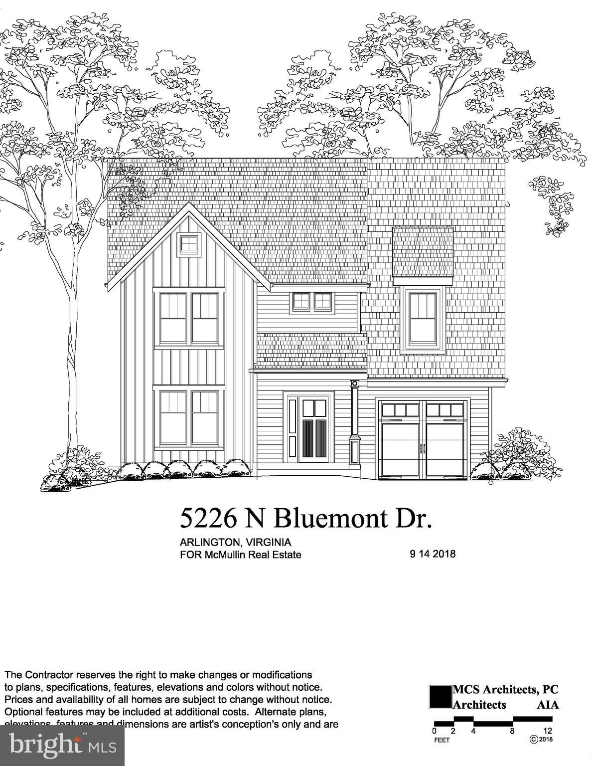 5226 N BLUEMONT DRIVE, ARLINGTON, VA 22203