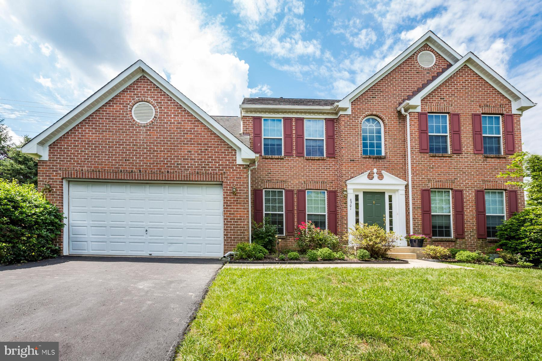 6901 BERRY WOOD COURT, COLUMBIA, MD 21044
